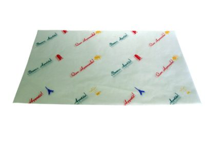 Toalha Americana 25×35 Papel Branco COD-2164