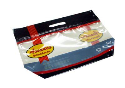 3010 SACO PARA ASSADO 340X240+75 IMPRESSO BAKED BAG COM FECHO