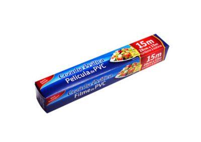 4548 FILME PVC COZINHA PRATICA 28X15 CHAMPANHE