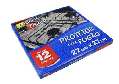 6400 PROTETOR DE FOGAO COZINHA PRATICA 27X27 2UND